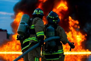 Pompieri civili