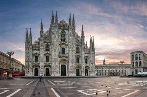 turism Milano