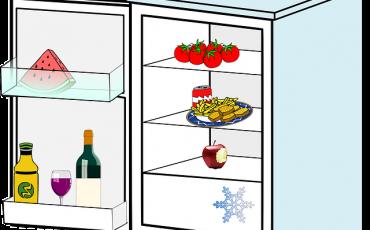 cel mai practic frigider