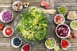 legumele cu frunze verzi